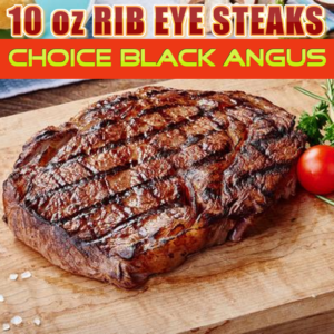 Ribeye Choice Angus 10oz