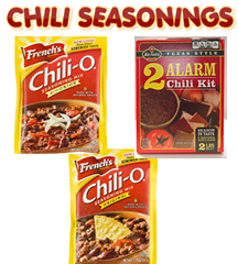 CHILI SEASONING PACKS